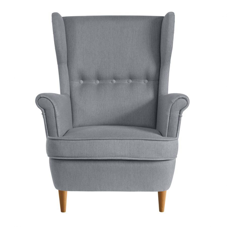 кресло с высокой спинкой, идеально для кормления грудью