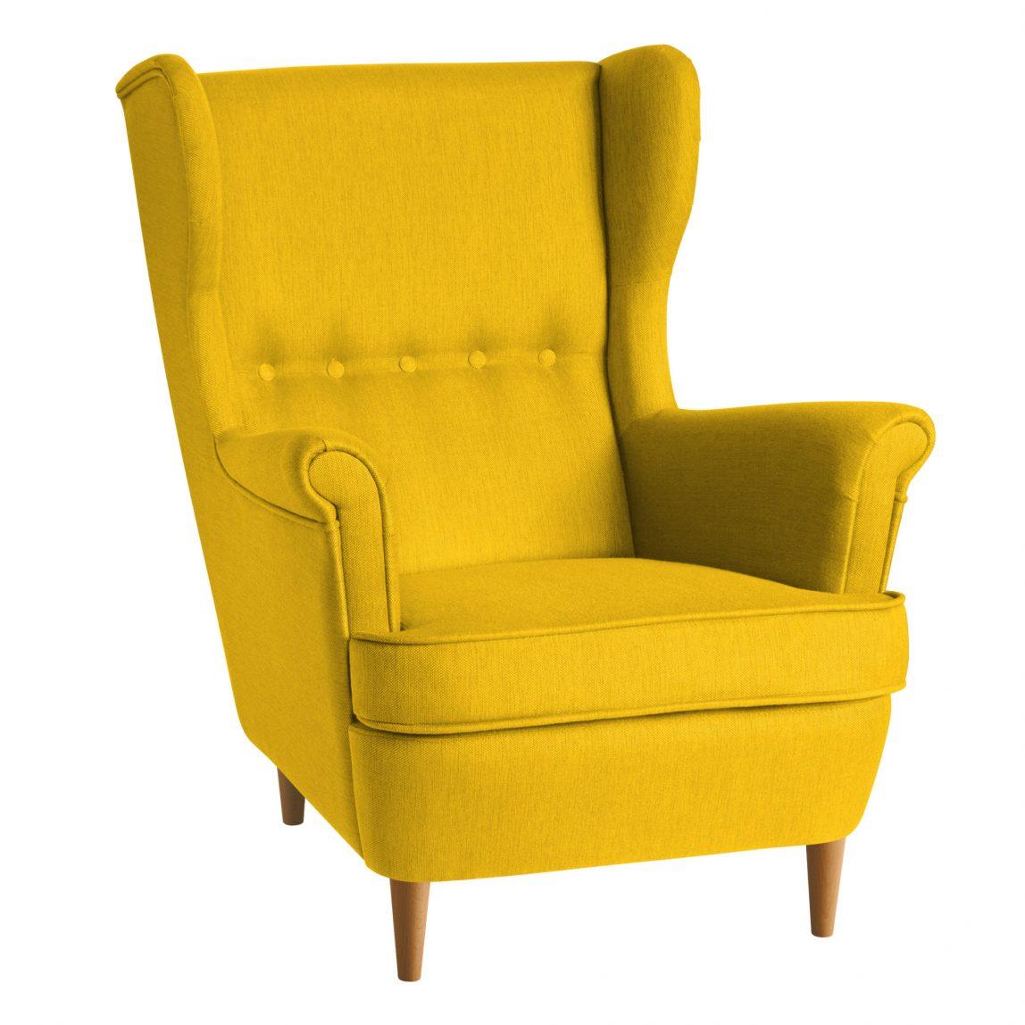 Кресло с высокой спинкой «Торн»