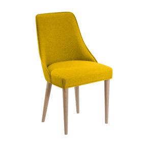 Скандинавский стул мягкий