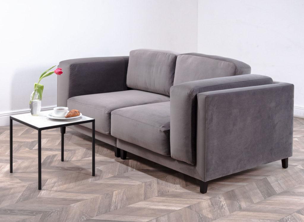 Стильный глубокий диван Кевин