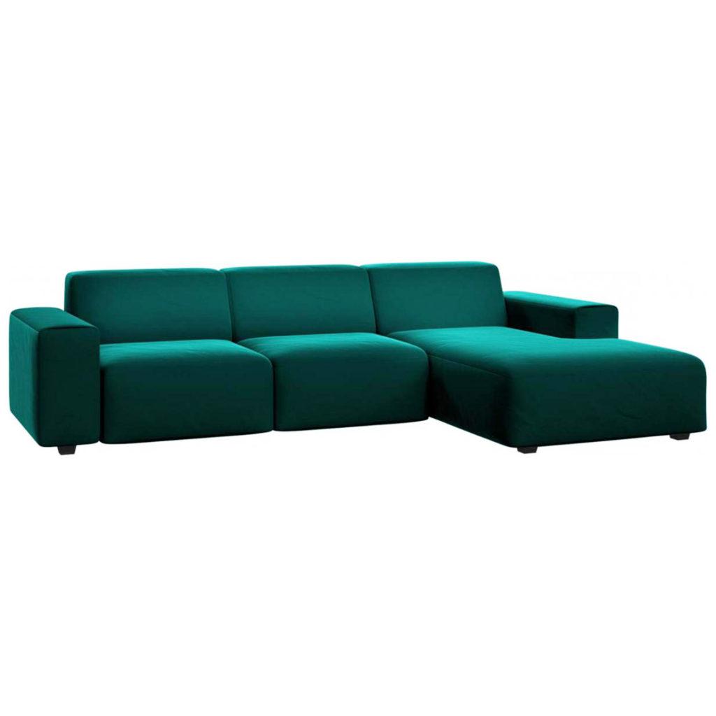 Мягкий модульный диван