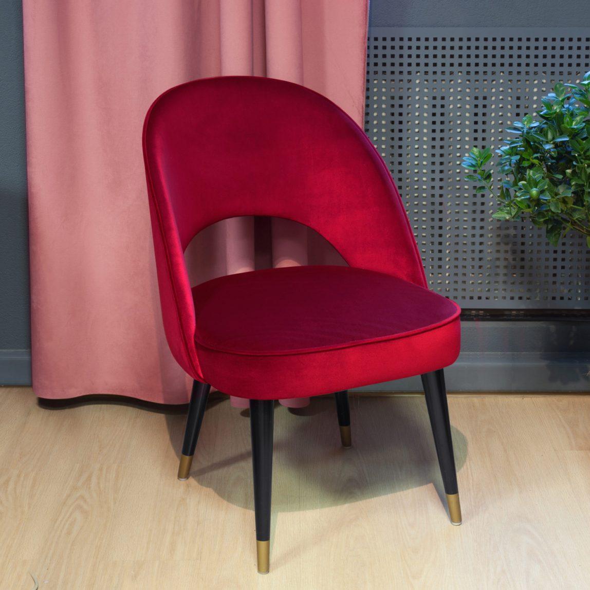 ар-деко стул в интерьере