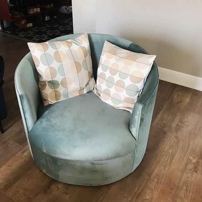 кресло Ролан в интерьере