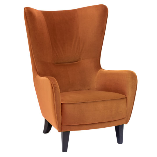 LAVSIT_Artur_high-back_wing-back_armchair_rust_axon_v1