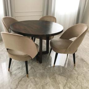 обеденные дизайнерские стулья