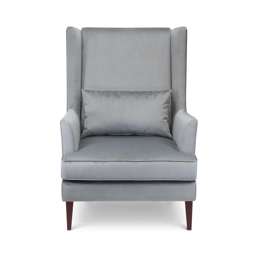 английское каминное кресло Харви