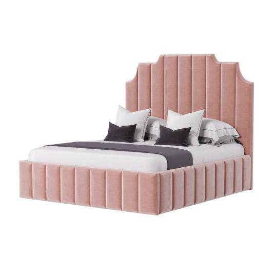 LAVSIT_Kiton_art-deco_double-bed_krovat_barhat_pink_axon_02