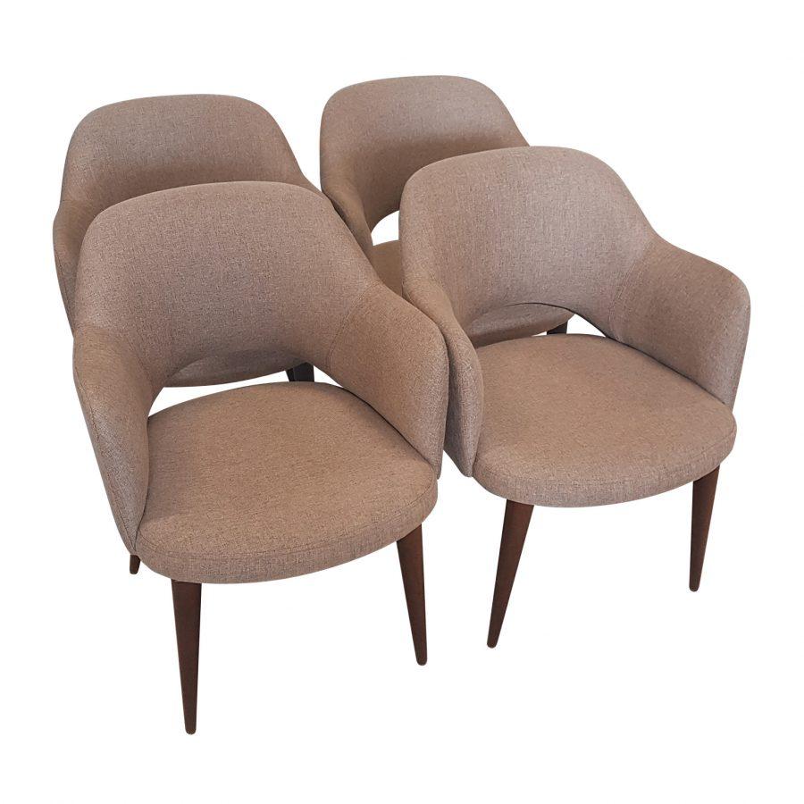 Дизайнерский современный стул Рольф