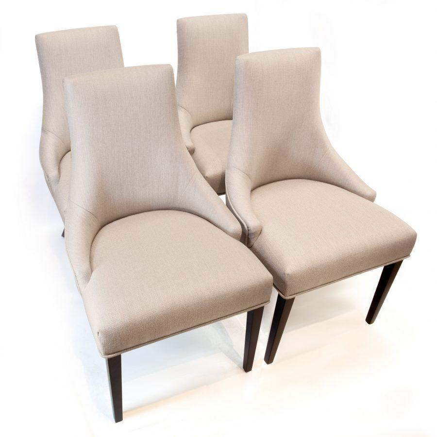 Элегантный мягкий стул Крис