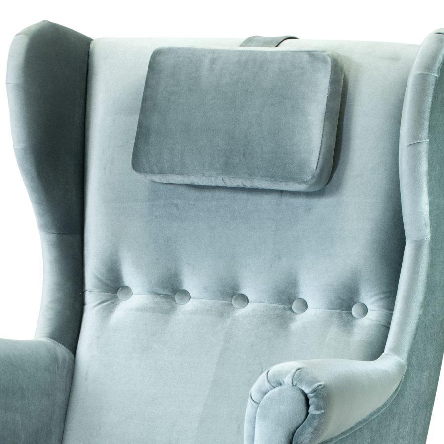 Мягкая стильная подушка с бортиком