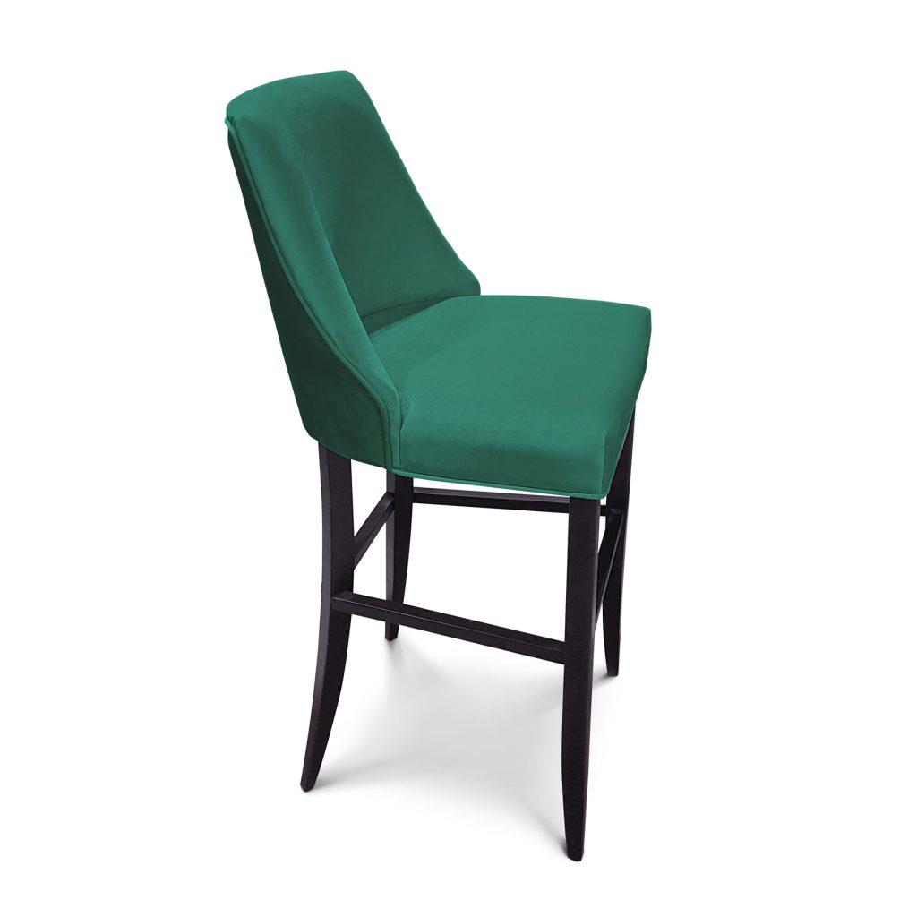Удобный барный стул Дэн