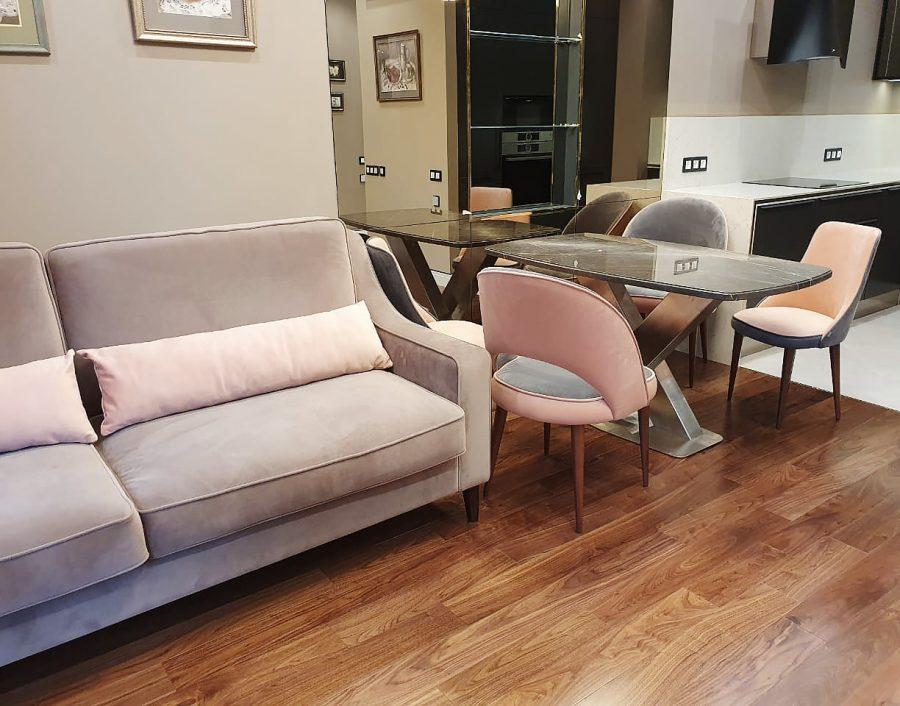 Дизайнерская мягкая мебель от Лавсит