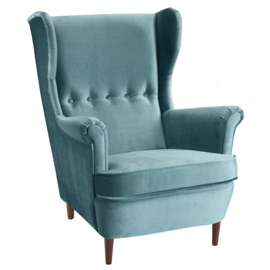 Кресло Торн в велюре