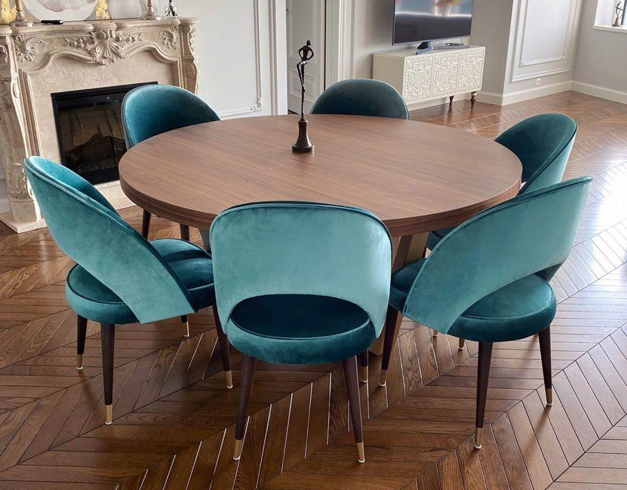 стулья Купер для обеденной зоны