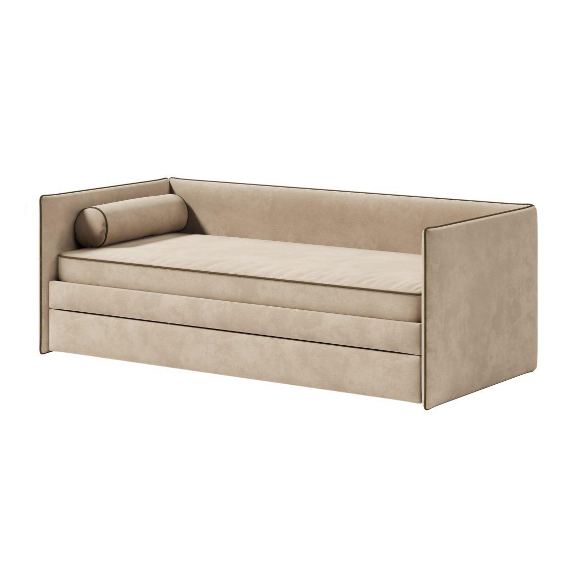 Детская кровать на заказ с ящиком
