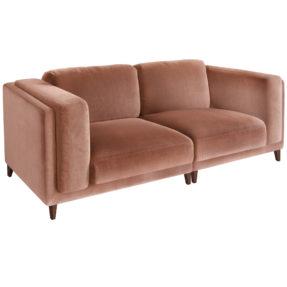 современный модульный диван на заказ