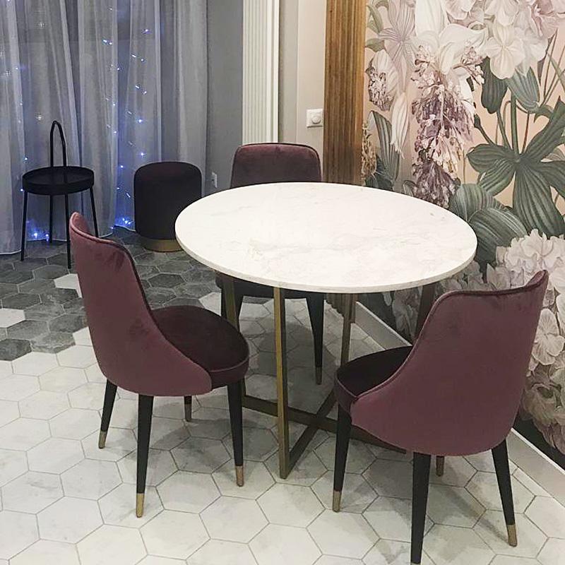 стулья Дейл в интерьере