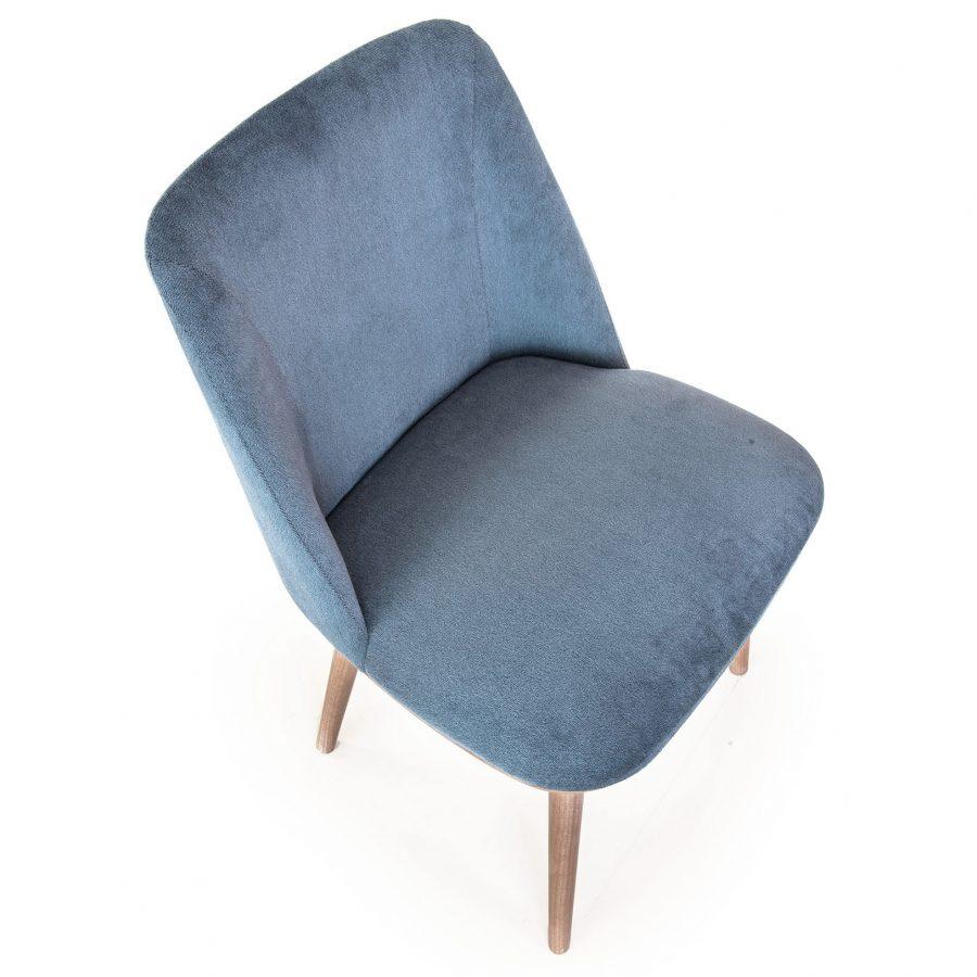 Дизайнерский стул Мартин с деревянным поясом