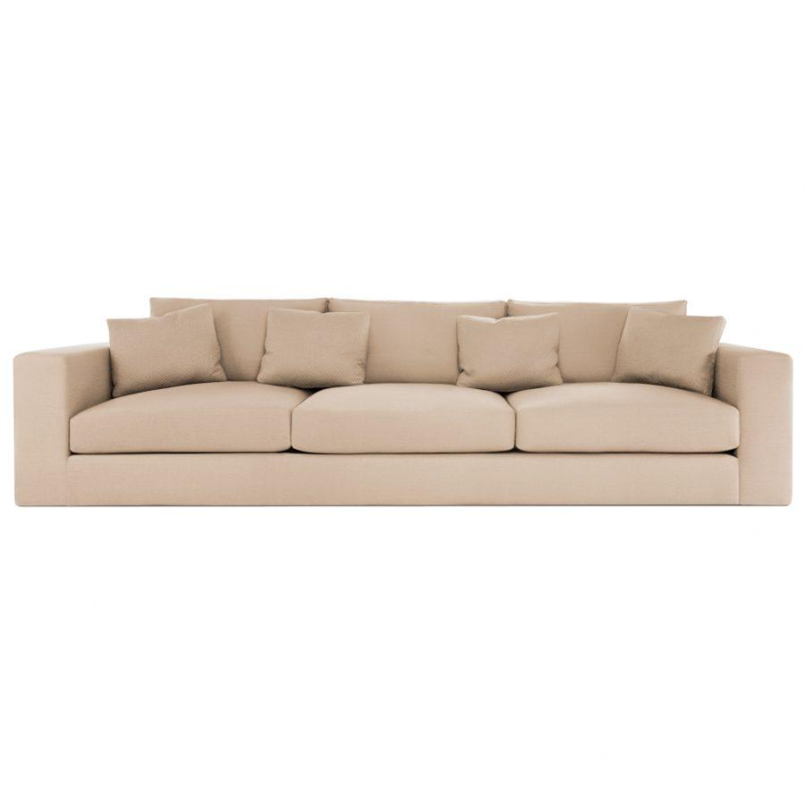 Стильный глубокий диван Палмер