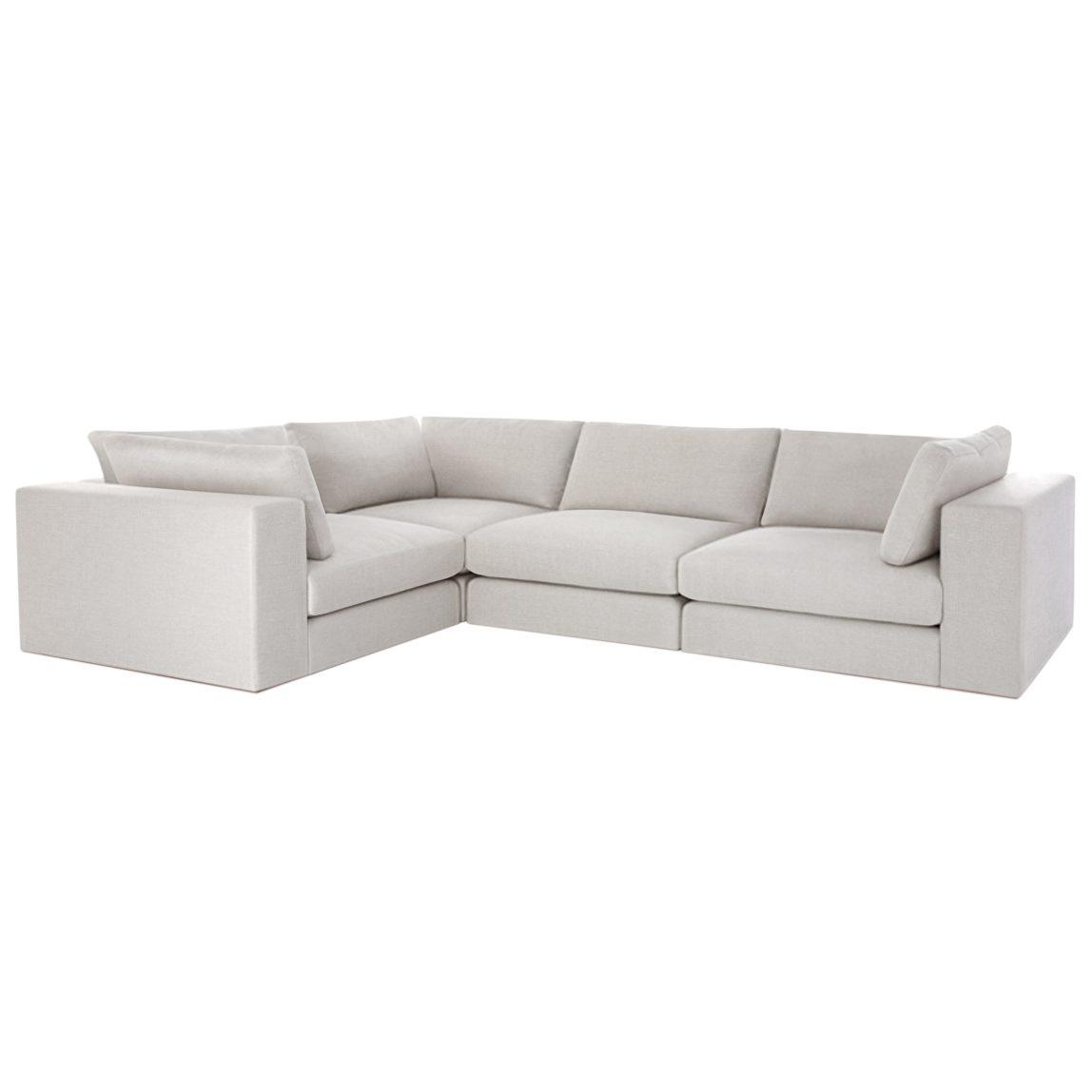 Модульный угловой диван Палмер