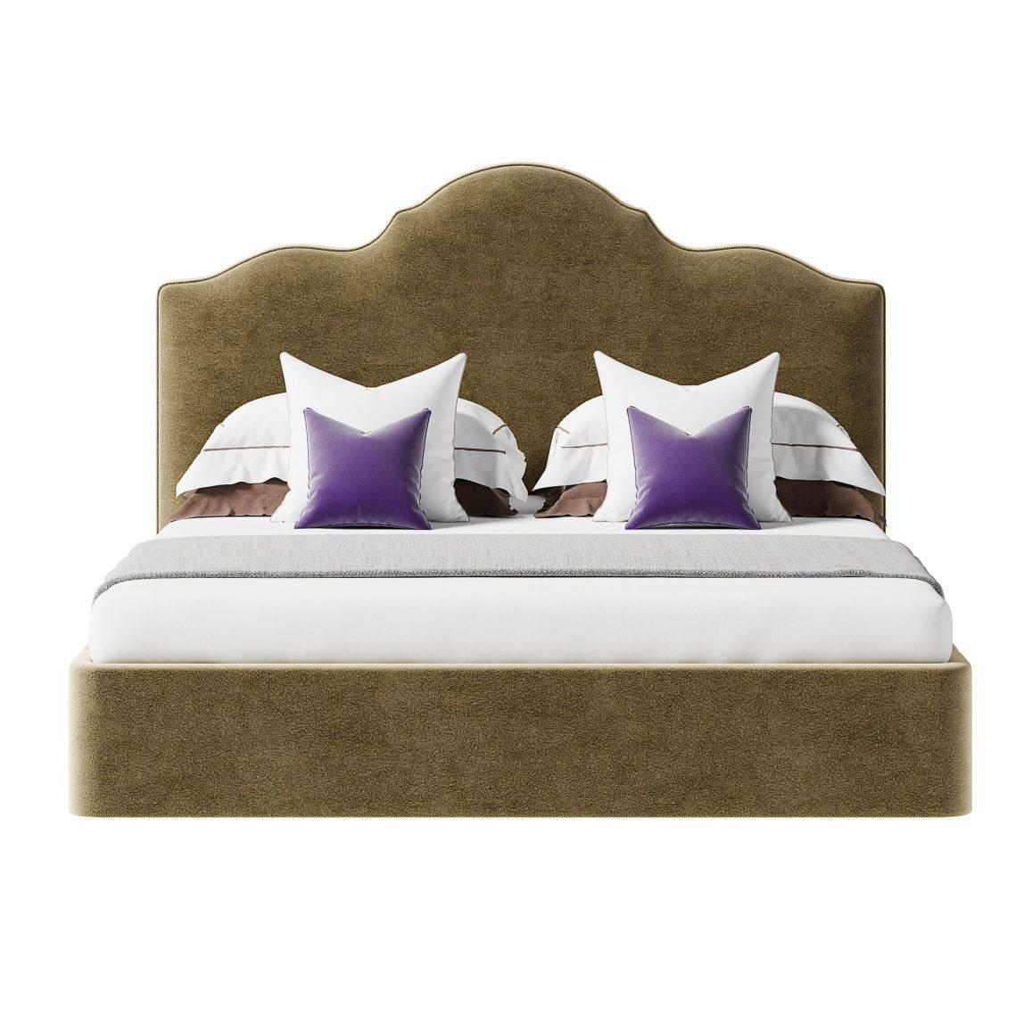 кровать Диас в современном итальянском стиле