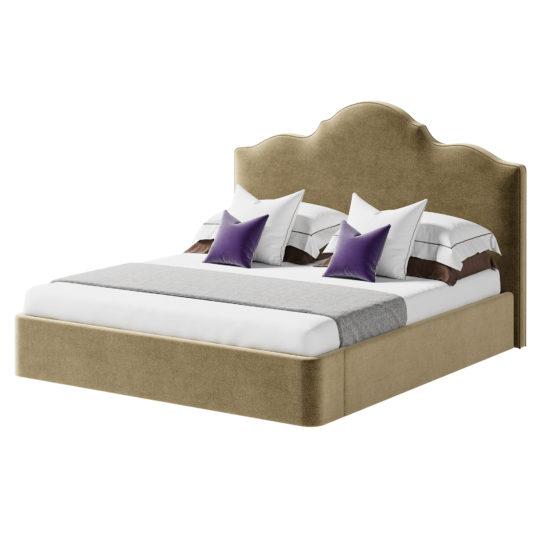 LAVSIT_Dias_modern_style_double-bed_krovat_figure_header_velure_axon_v1