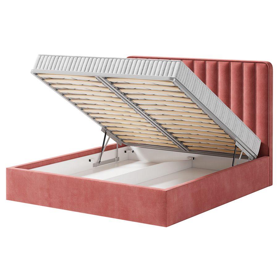 Изящная современная кровать Дилан