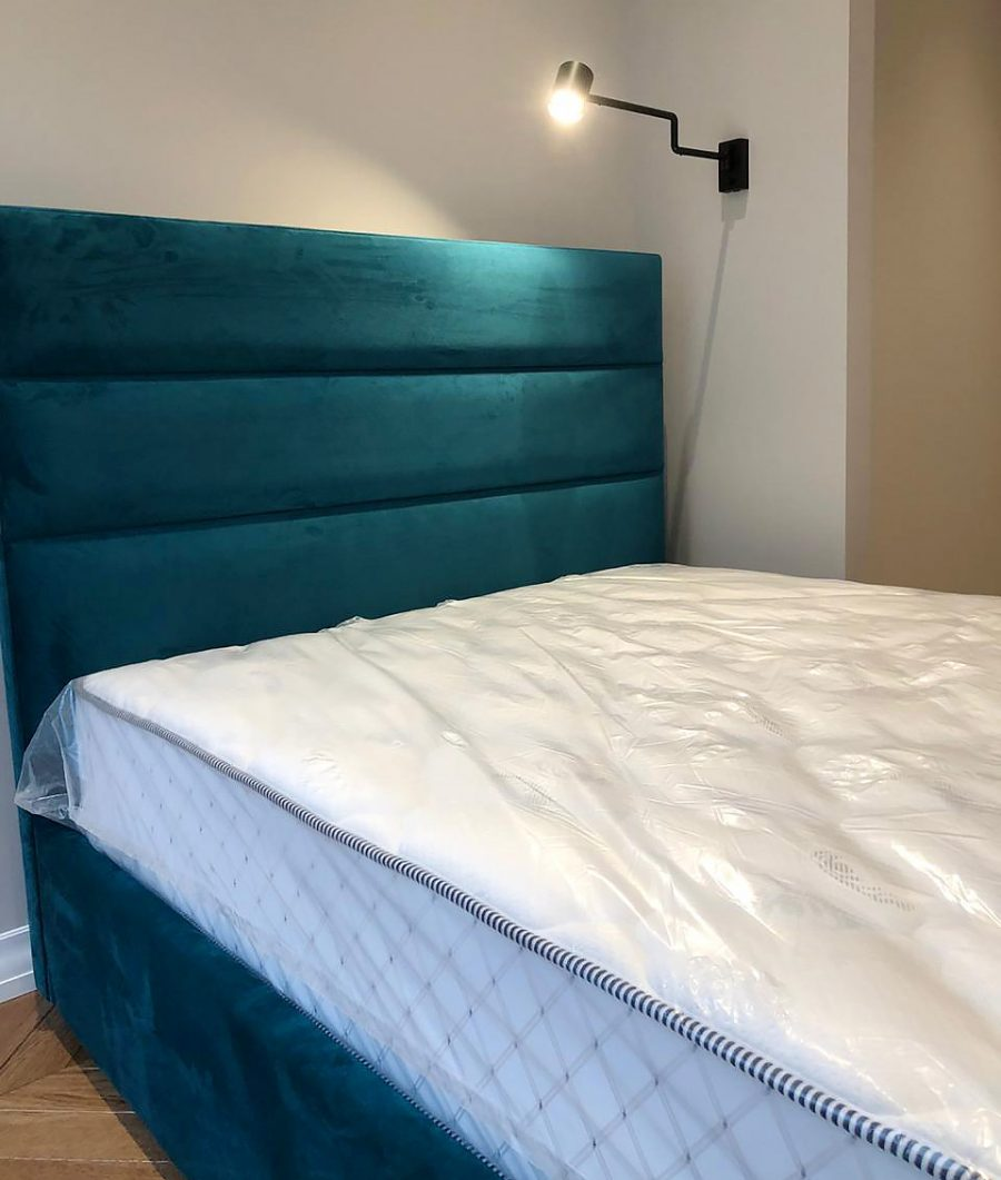 Кровать Колин в интерьере