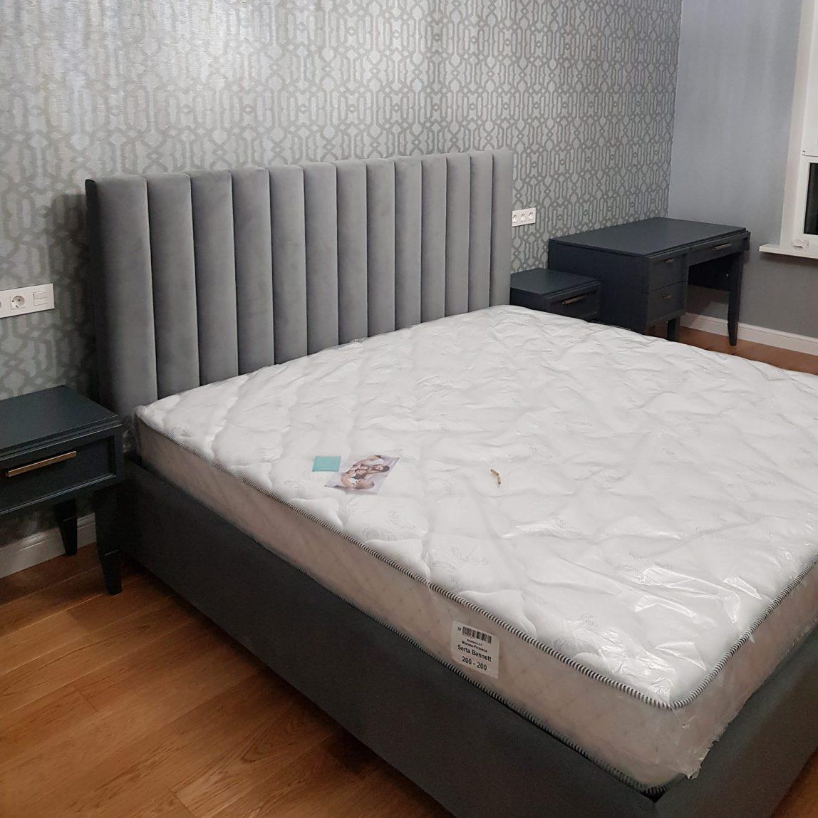 двуспальная кровать Натан
