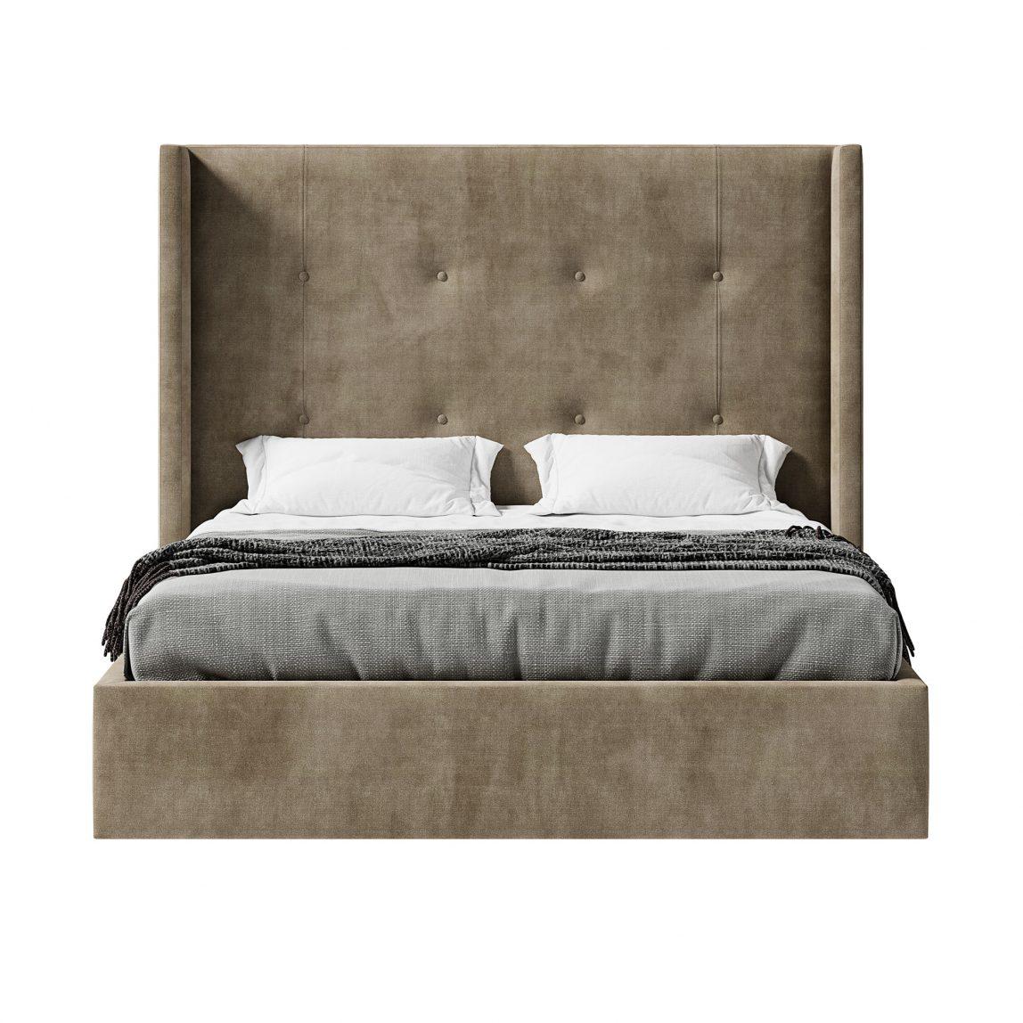Дизайнерская кровать Норман