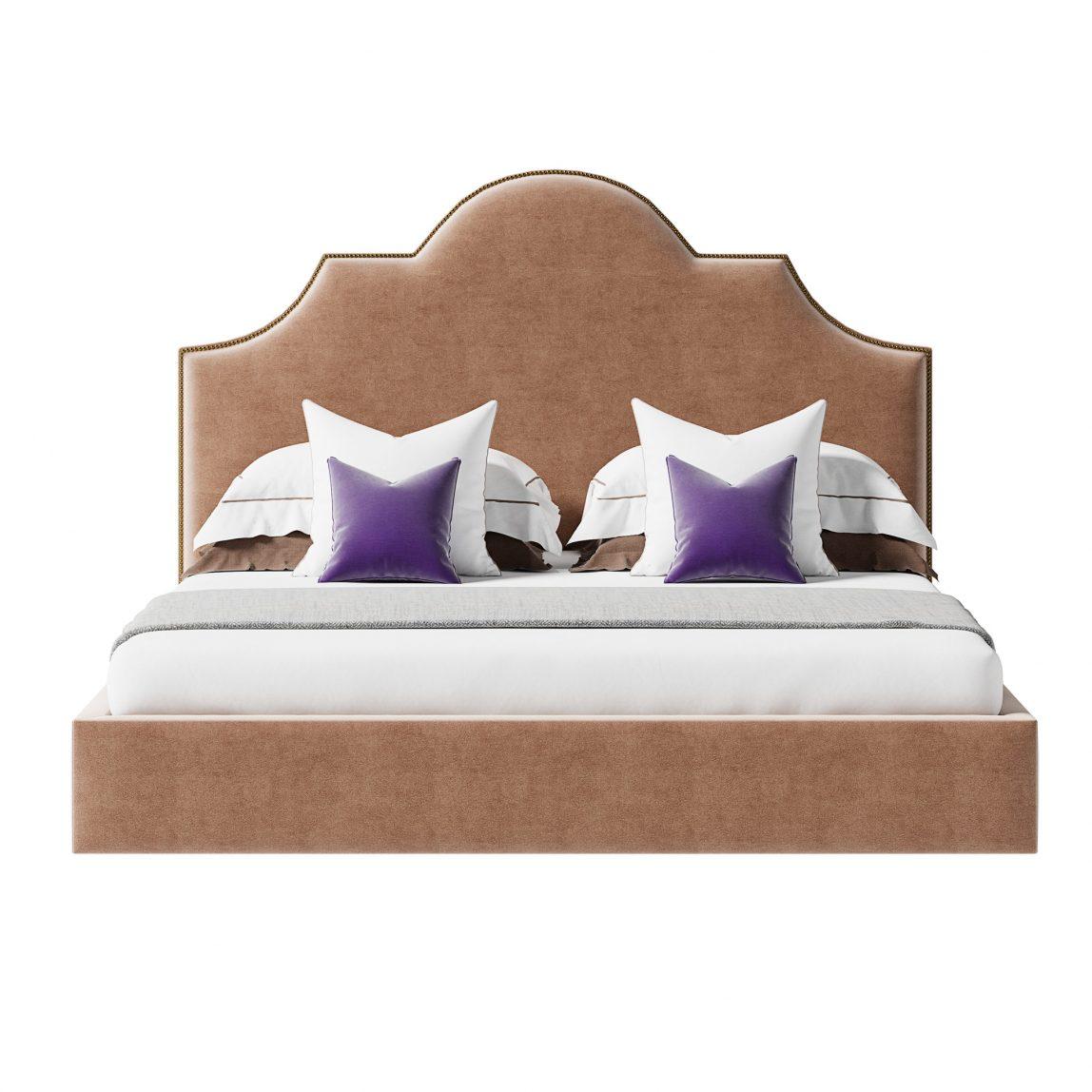 современная кровать Шелдон