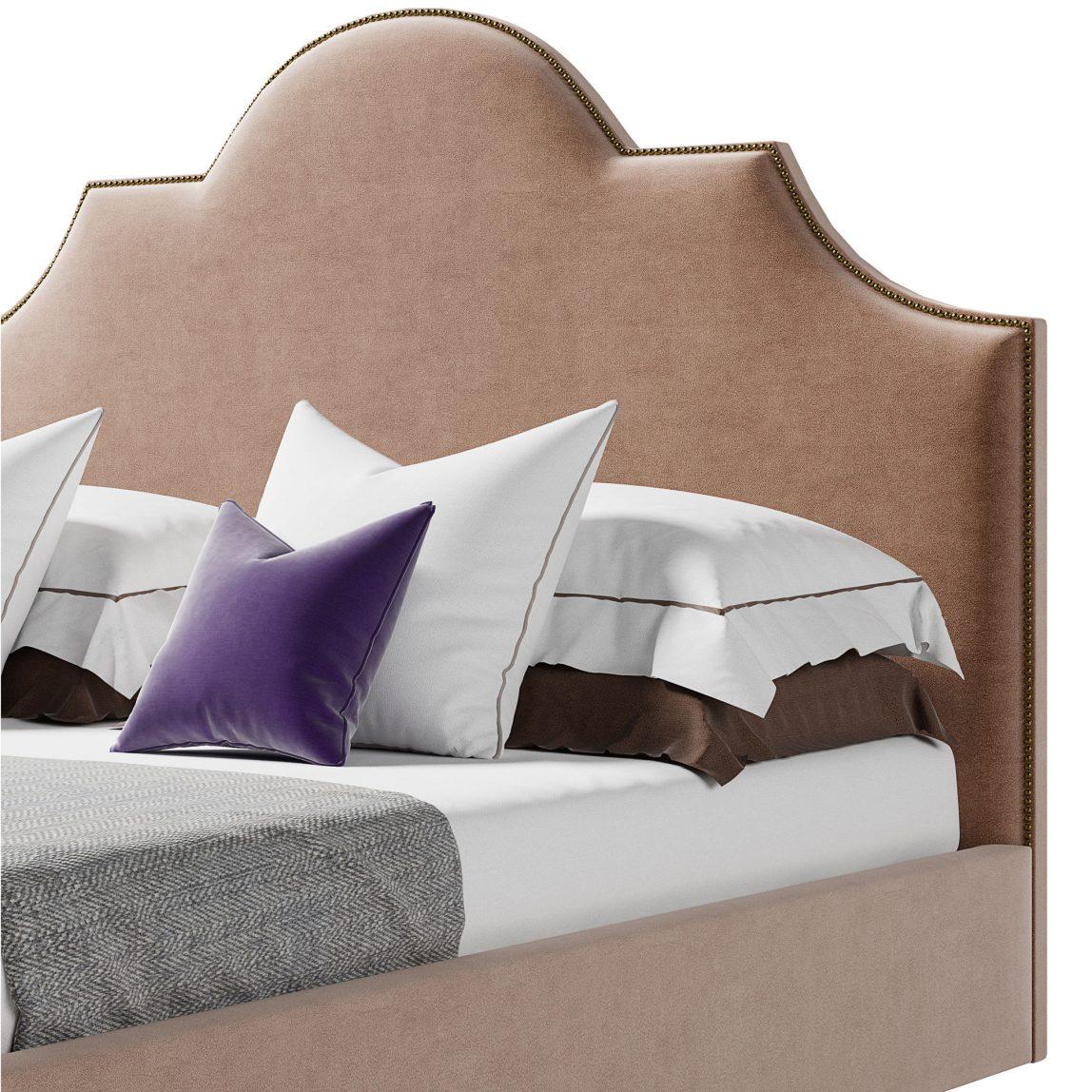 Изголовье кровати Шелдон