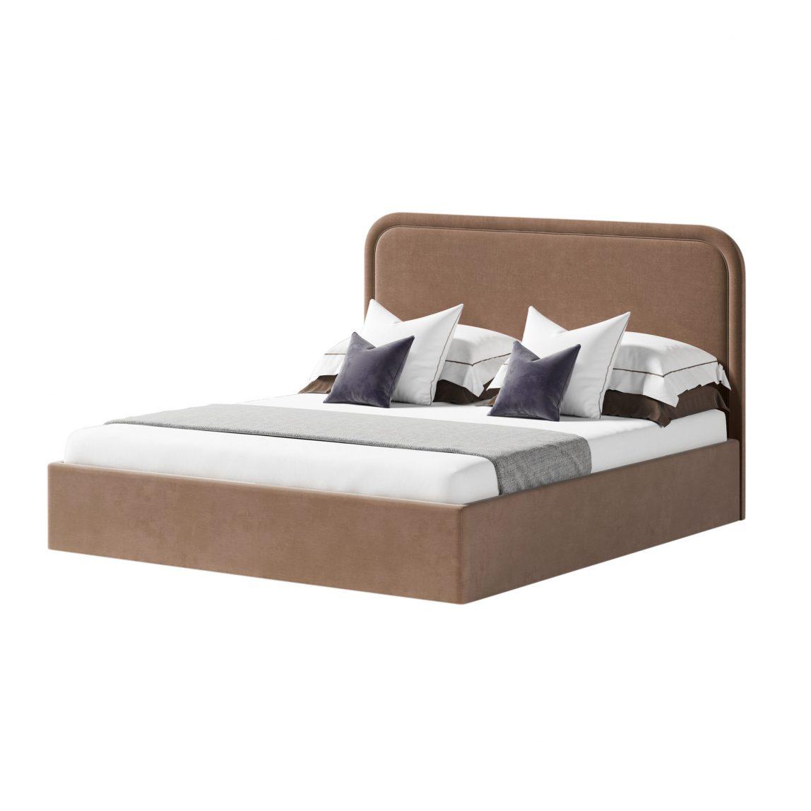 Двуспальная кровать Лукас