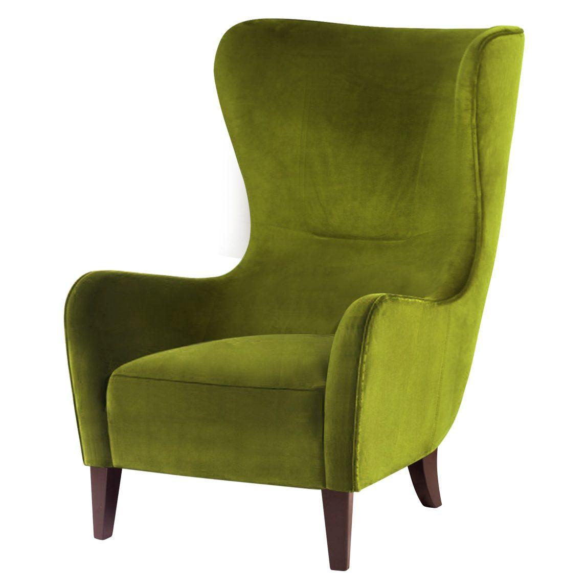 Кресло для отдыха с высокой спинкой Артур |