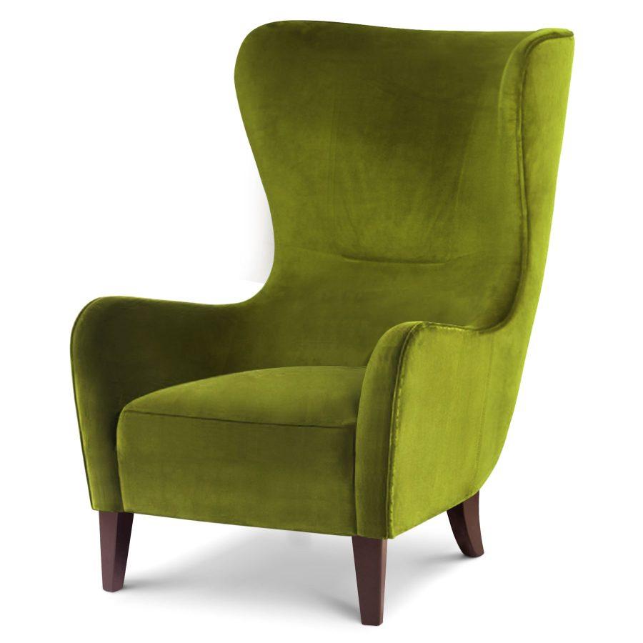 Кресло для отдыха с высокой спинкой Артур  