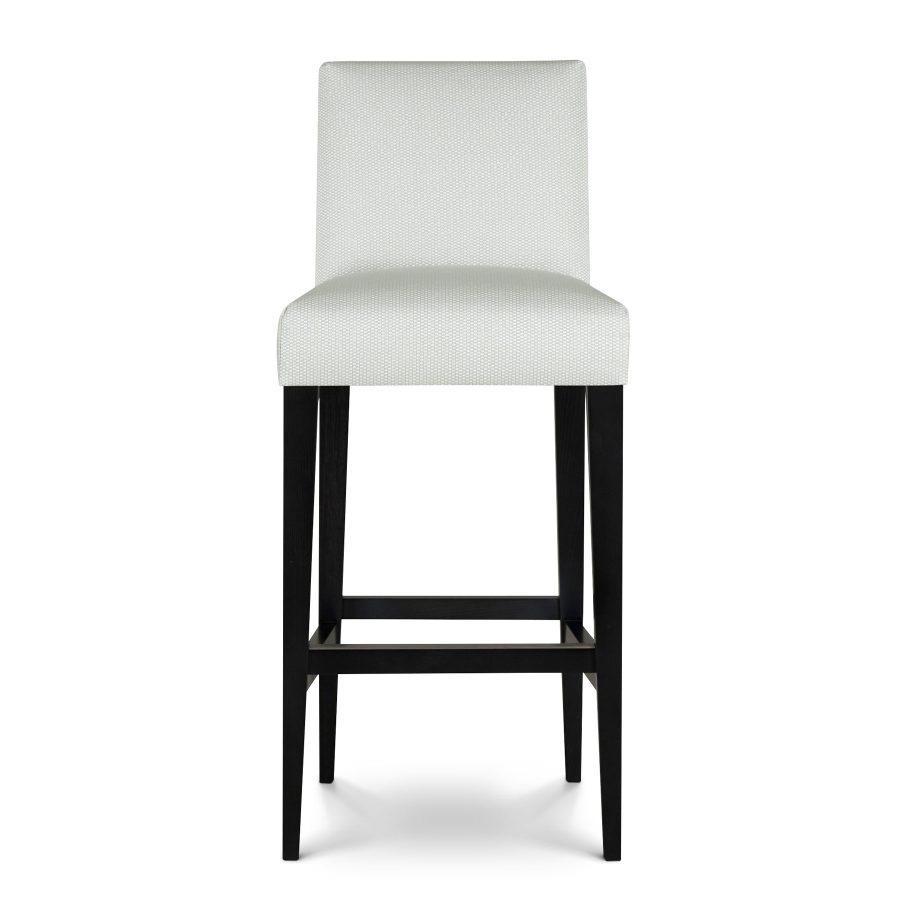 Барный мягкий стул Пикас