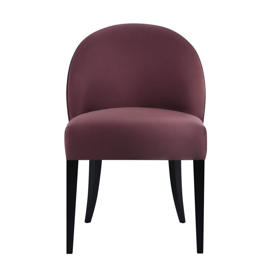 Стильный стул с овальной спинкой Остин