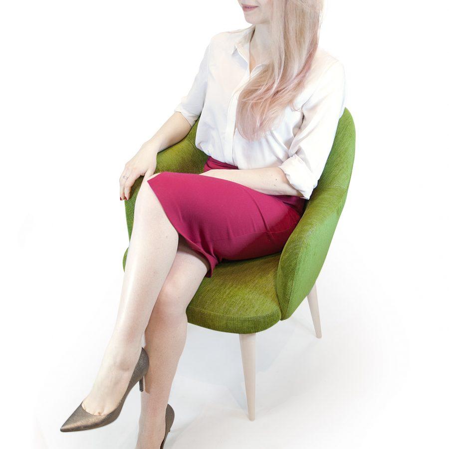 Современный стул Рольф с ностальгическими нотками славных 60-х