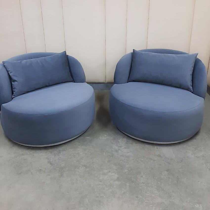 кресло лаунж Зефир для отдыха