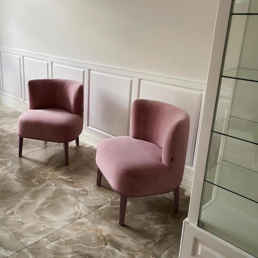 Кресла небольших размеров