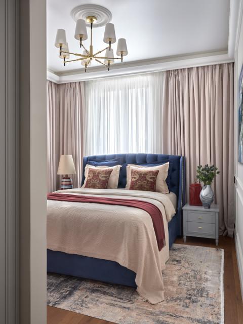 Домашний дизайн кровать