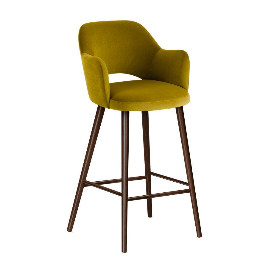 Рольф Мартин Deep house барный стул с подлокотниками