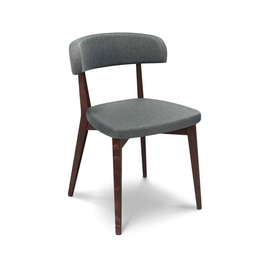 sk design ск дизайн скандинавский стул с дыркой